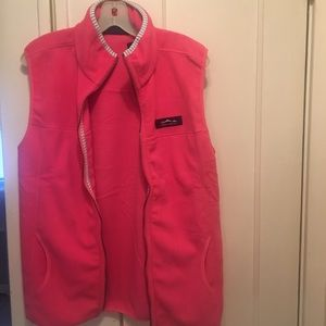 BRAND NEW pink lauren james vest